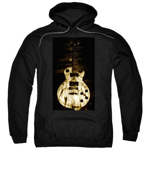 Les Paul Guitar Sweatshirt