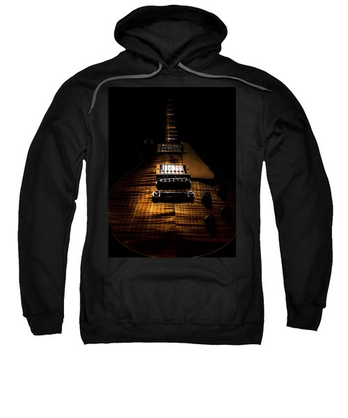 Burst Top Guitar Spotlight Series Sweatshirt