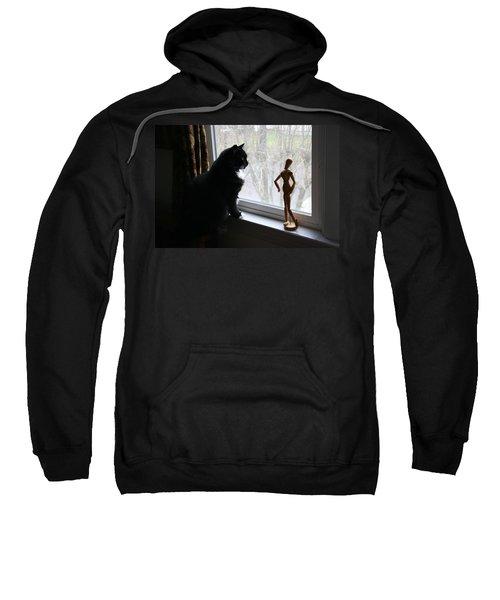 Lesson In Perspective  Sweatshirt