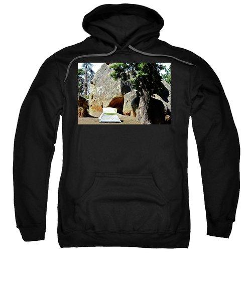 Let's Go Camping Sweatshirt