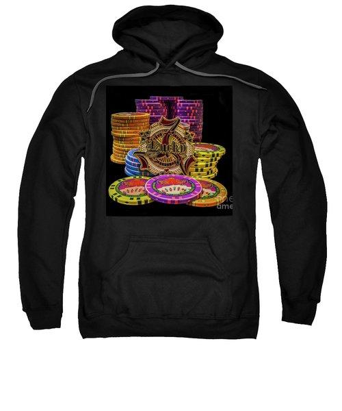 Lets Play Poker Sweatshirt
