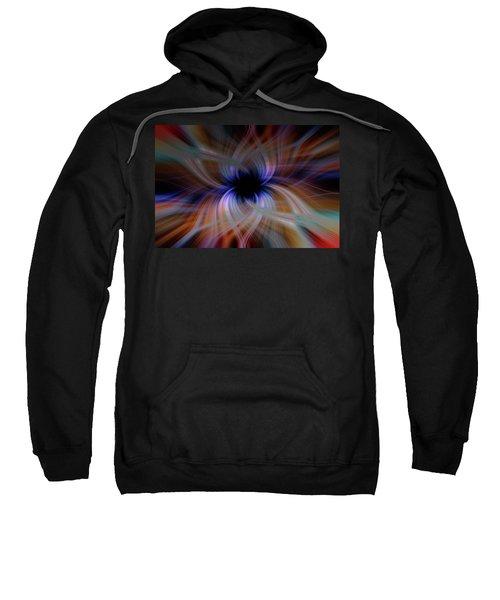 Light Abstract 5 Sweatshirt