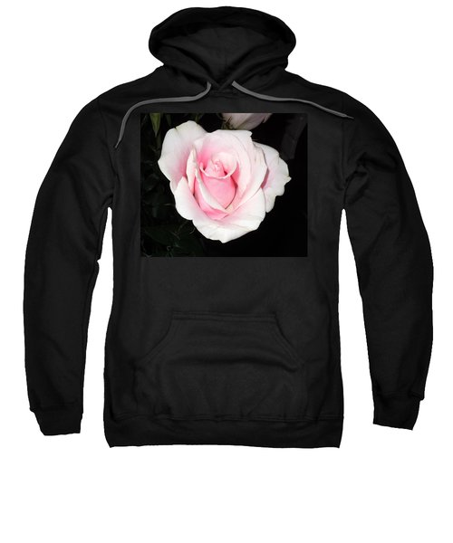 Light Pink Rose Sweatshirt