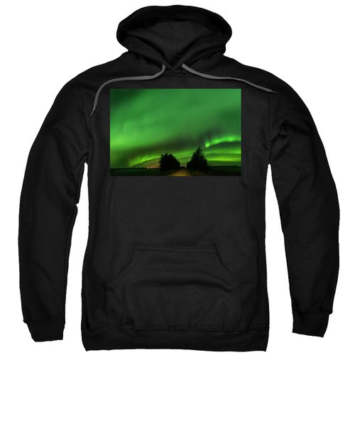 Lighting The Way Home Sweatshirt
