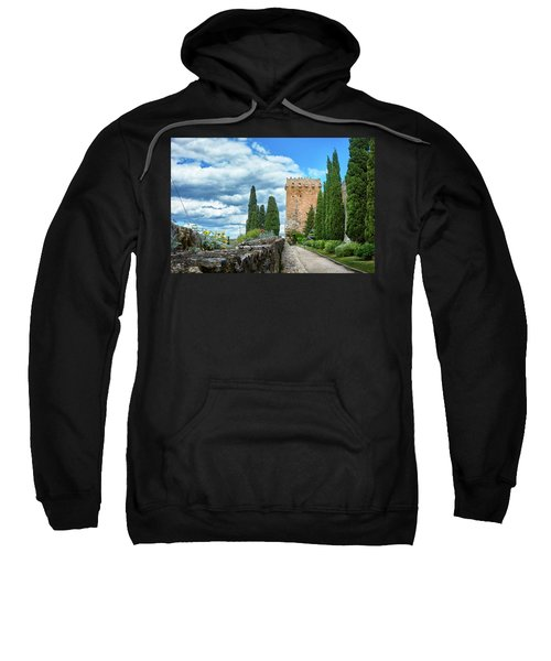 Like A Fortress In The Sky Sweatshirt