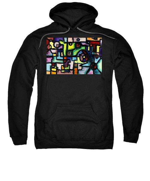 Like Clockwork Sweatshirt