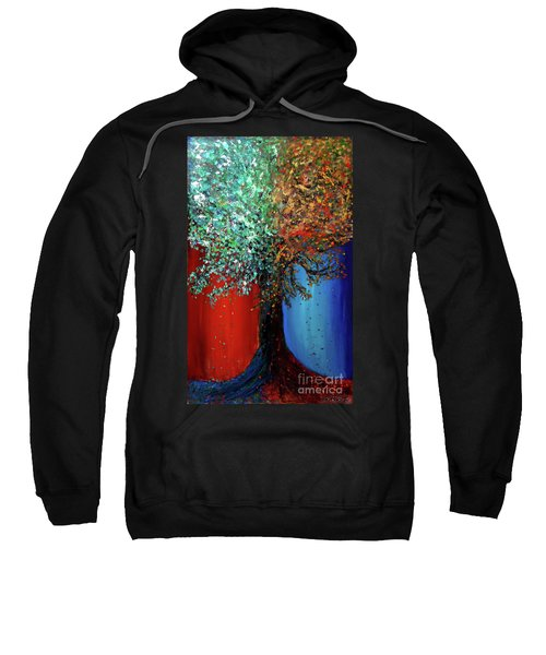 Like The Changes Of The Seasons Sweatshirt