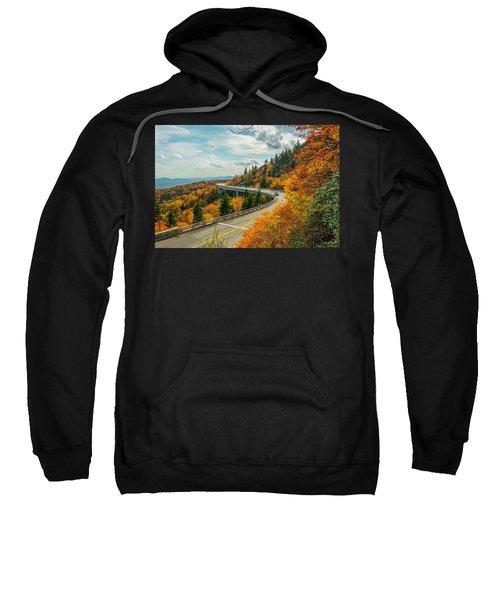 Linn Cove Viaduct Sweatshirt