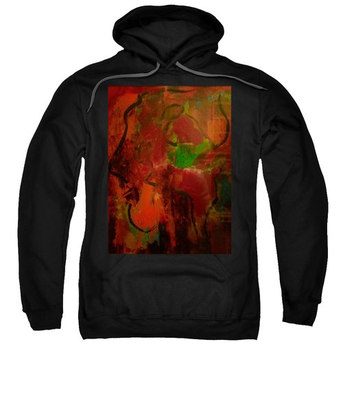 Lion Proile Sweatshirt