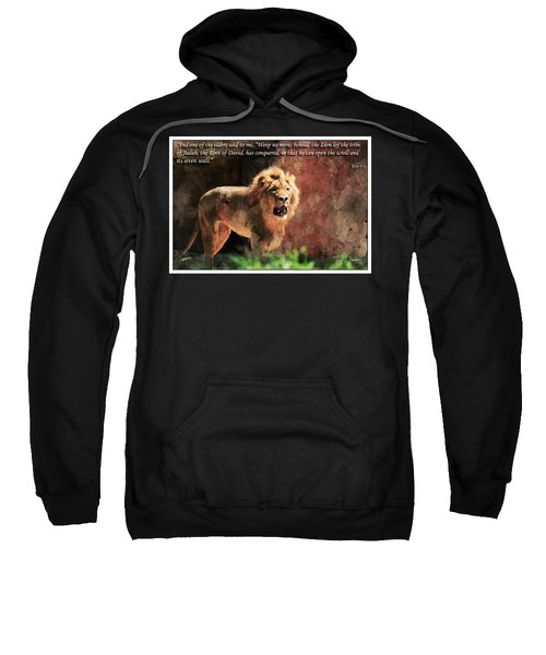 Lion Revelation 5 Sweatshirt