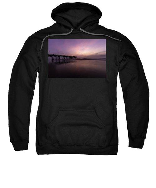 Little Island Sunrise Sweatshirt