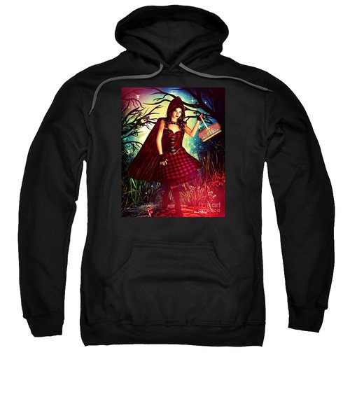 Little Red Riding Hood Sweatshirt