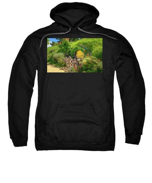 Little Yellow Door Sweatshirt