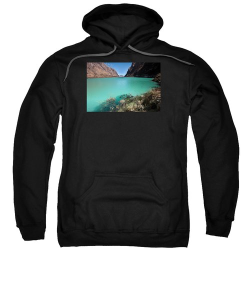 Llanganuco Lakes Sweatshirt