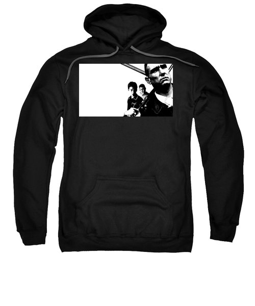Lock, Stock And Two Smoking Barrels Sweatshirt