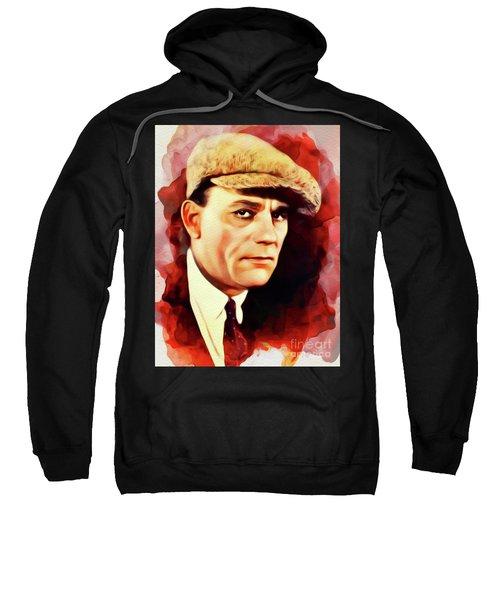Lon Chaney Sr., Vintage Actor Sweatshirt