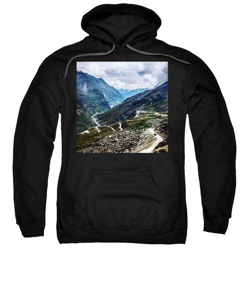 Long And Winding Roads Sweatshirt