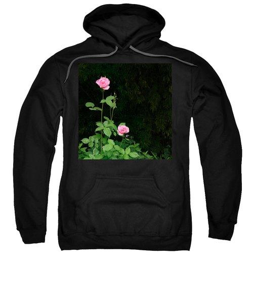 Long Stemmed Rose Sweatshirt