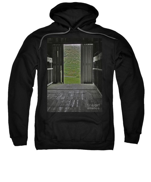 Looking Out Sweatshirt