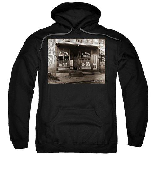 Louis Czarniecki Miners Rest 209 George Ave Parsons Pennsylvania Sweatshirt