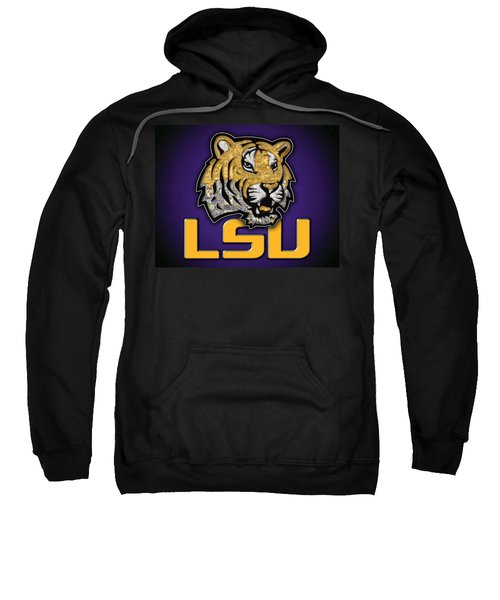 Louisiana State University Tigers Football Sweatshirt