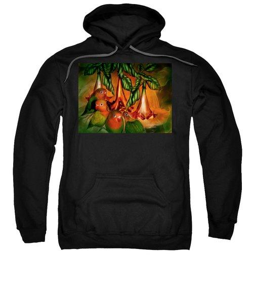 Love Among The Trumpets Sweatshirt