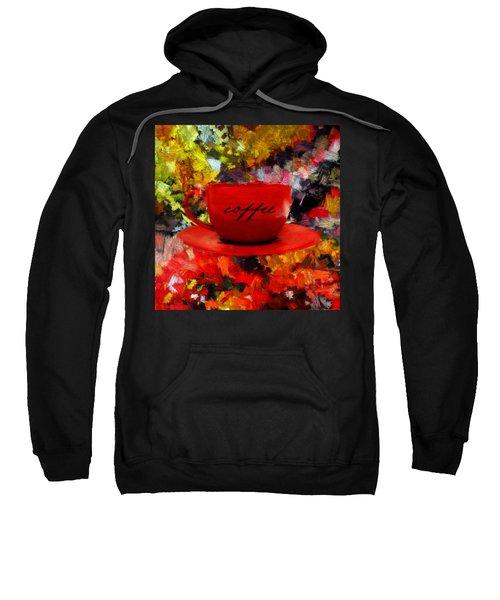 Love At First Sip Sweatshirt