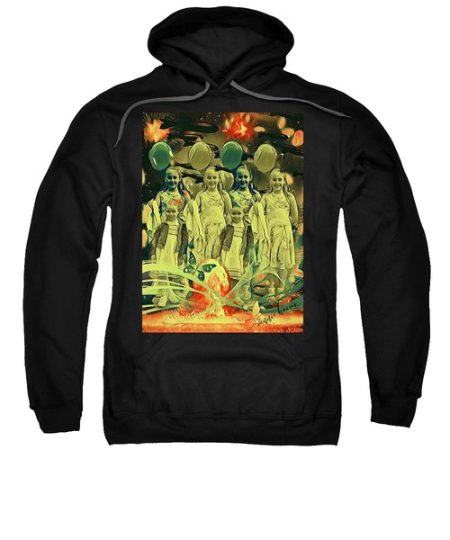 Love In The Age Of War Sweatshirt