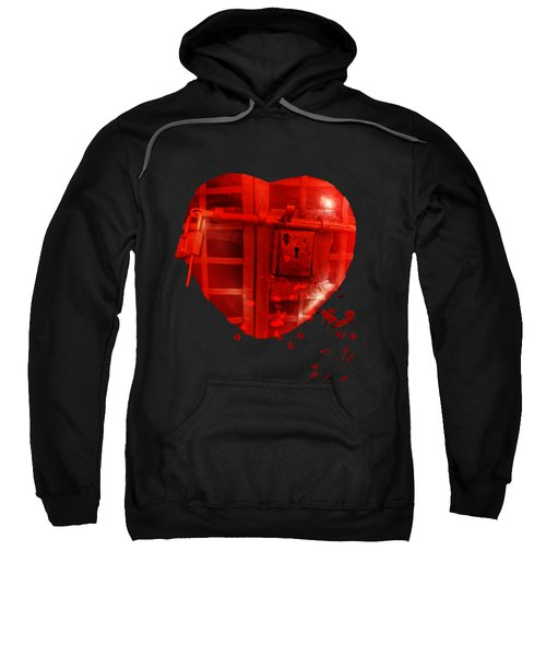 Love Locked Sweatshirt