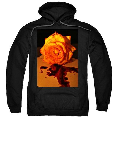 Loves Last Letter Sweatshirt