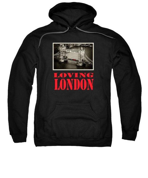 Loving London  Sweatshirt