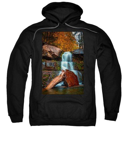 Lower Falls At Kaaterskill Sweatshirt