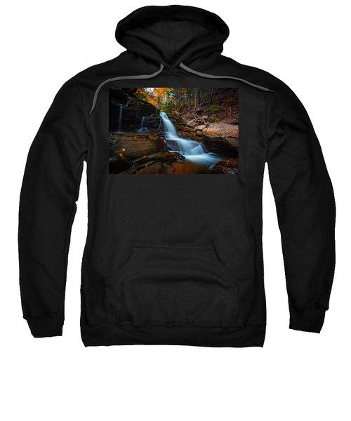 Lower Kaaterskill Falls Sweatshirt