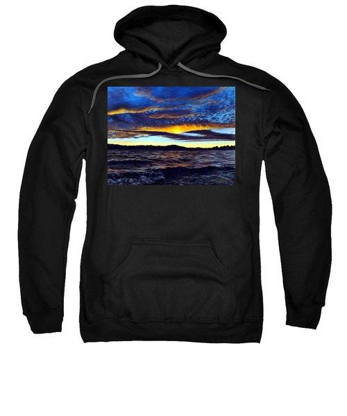 Lucerne Sunset Sweatshirt