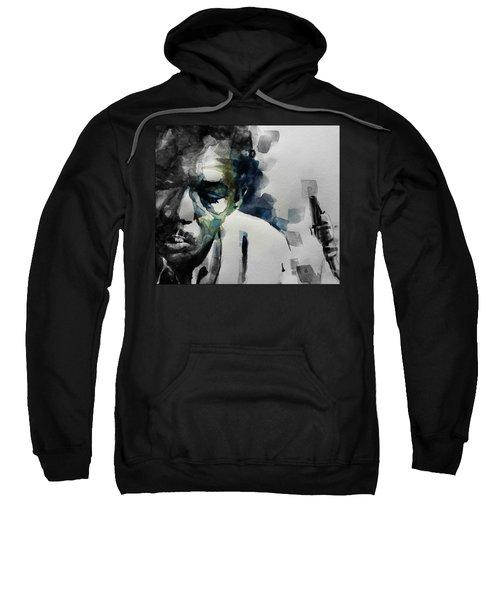 Lush Life  John Coltrane  Sweatshirt
