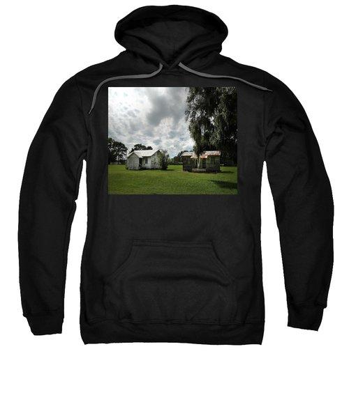 Luxury Accommodations Sweatshirt
