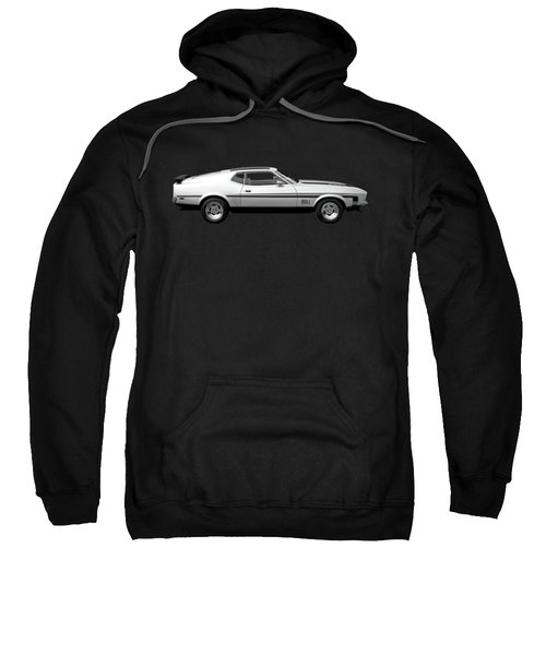 Mach 1 Mustang Reflections Sweatshirt