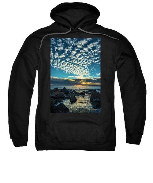Mackerel Sky Sweatshirt