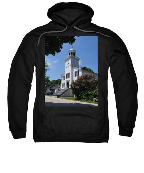 Mackinac Island Mission Church Sweatshirt