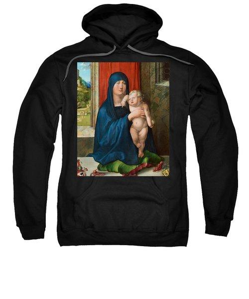 Madonna And Child Sweatshirt