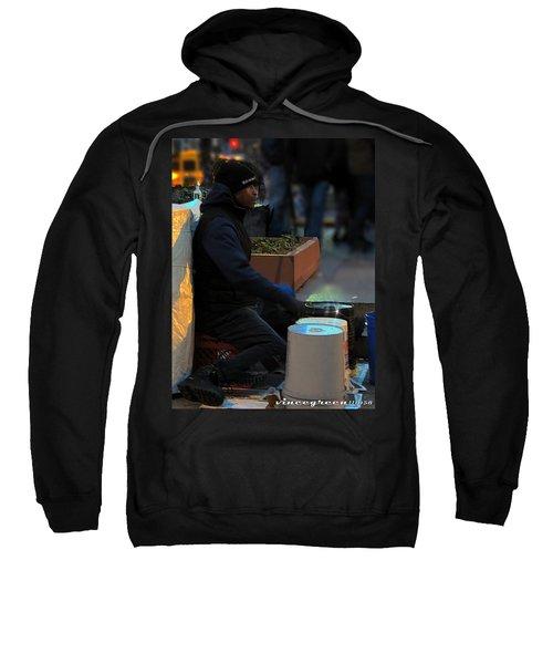 Magic In Love Park Sweatshirt