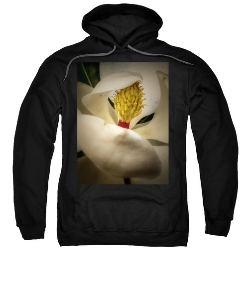 Magnolia Flower Sweatshirt