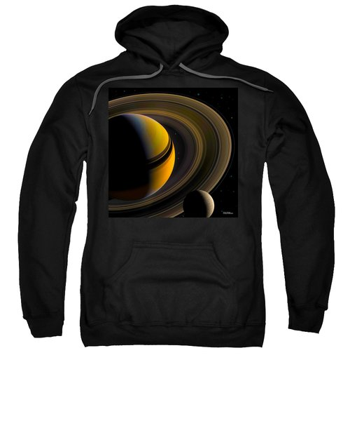 Majestic Saturn Sweatshirt