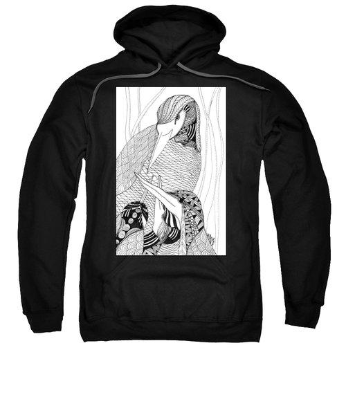 Mama Heron Sweatshirt