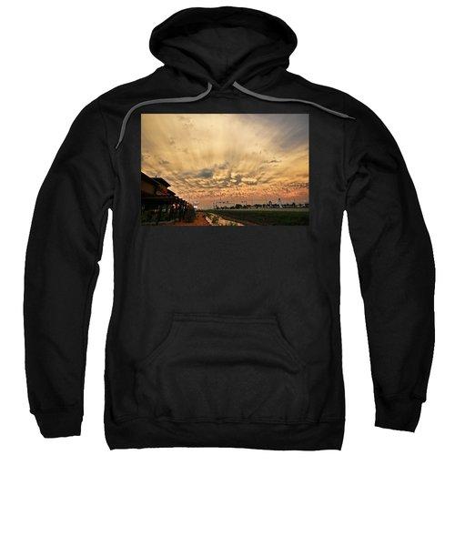 Mammatus Over Yorkton Sk Sweatshirt