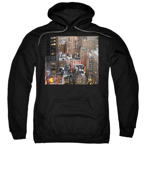 Manhattan At Dusk Sweatshirt