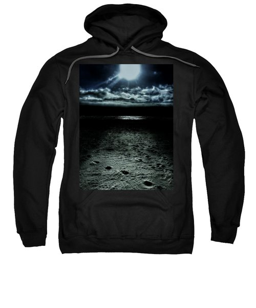 Manhattan Beach Dark Sweatshirt