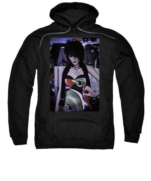Mannequin Fashion Sweatshirt