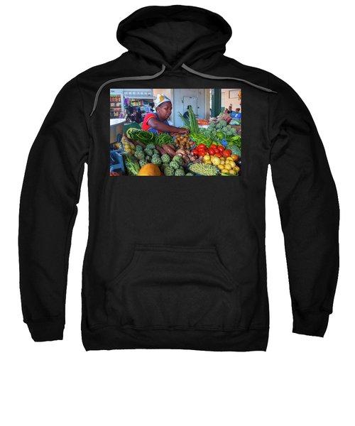 Maputo Market Sweatshirt