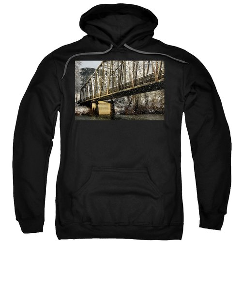 Marblemount Wa Bridge Sweatshirt